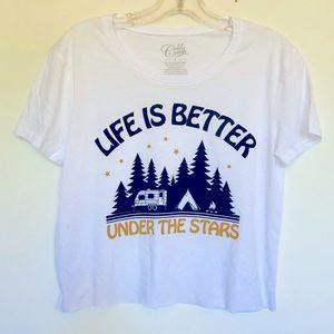 Life is Better Under The Stars